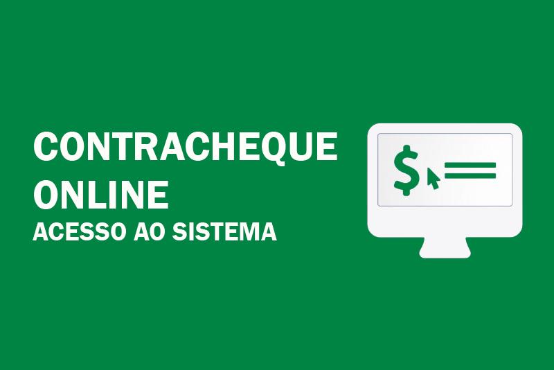 Serviço: Contra-Cheque Online